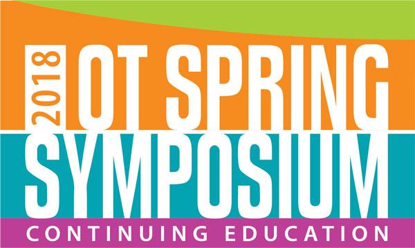 2018 Spring Symposium Banner