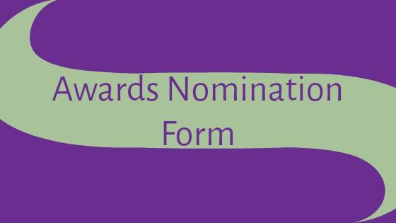 Awards Form