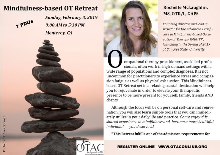 Mindfulness-based OT Retreat