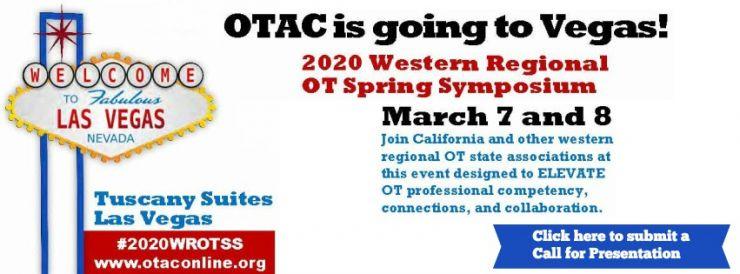 OTAC Western Regional CFP