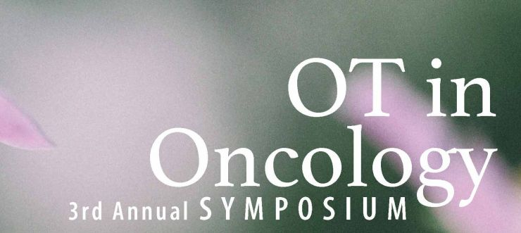 OT in Oncology | 3rd Annual